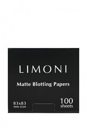 Салфетки матирующие Limoni