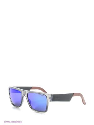 Солнцезащитные очки CARRERA. Цвет: черный, фиолетовый