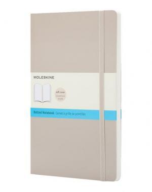 Записная книжка MOLESKINE. Цвет: светло-серый