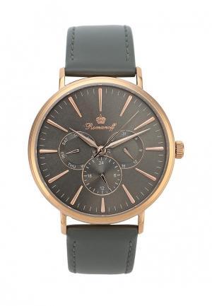 Часы Romanoff. Цвет: серый