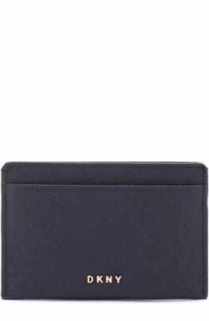 Футляр для кредитных карт DKNY. Цвет: синий
