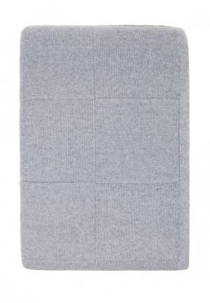 Плед Luxberry. Цвет: серый
