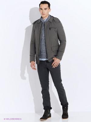 Куртка GEOX. Цвет: серый