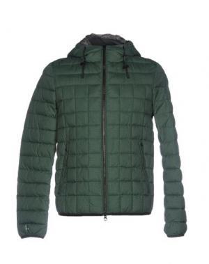 Куртка BOSIDENG. Цвет: темно-зеленый