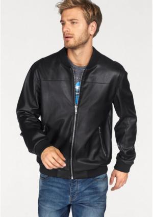 Куртка JOHN DEVIN. Цвет: черный