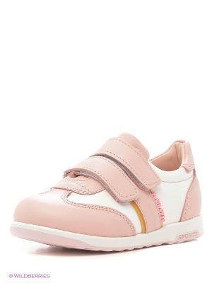 Кроссовки ТАШИ ОРТО. Цвет: розовый