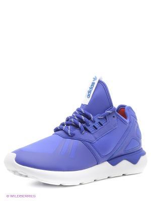 Кроссовки TUBULAR RUNNER Adidas. Цвет: фиолетовый