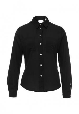 Рубашка Be In. Цвет: черный