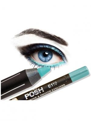 Косметический карандаш POSH.. Цвет: голубой