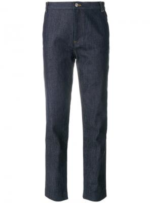 Джинсовые брюки Victoire Vanessa Seward. Цвет: синий