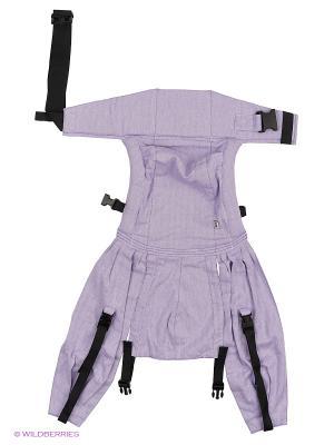 Слинг-рюкзак Нидл Mum`s Era. Цвет: фиолетовый