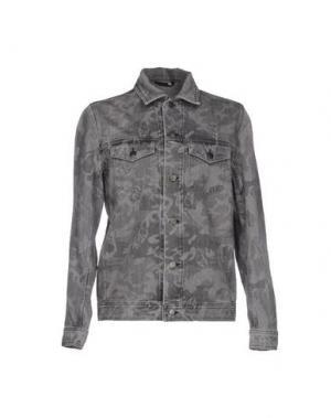Джинсовая верхняя одежда LUCIEN PELLAT-FINET. Цвет: свинцово-серый