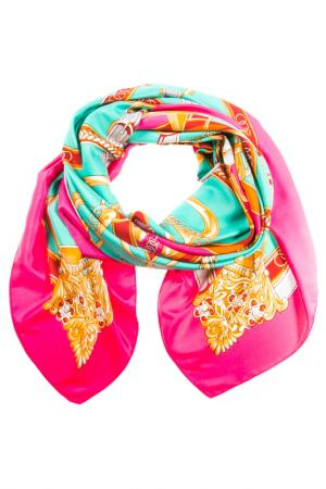 Платок Vita Pelle. Цвет: розовый, мятный
