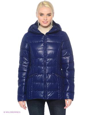 Куртка Blue Seven. Цвет: синий