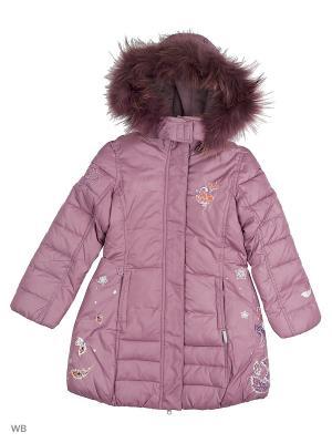 Пальто Arista. Цвет: лиловый