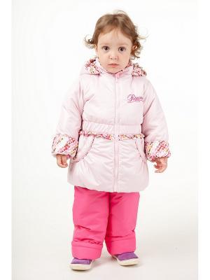 Комплект Этель Батик. Цвет: бледно-розовый, розовый