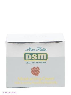 Увлажняющий крем Mon Platin DSM. Цвет: серебристый