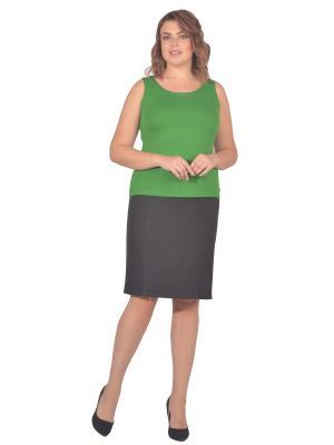 Топ Томилочка Мода ТМ. Цвет: светло-зеленый