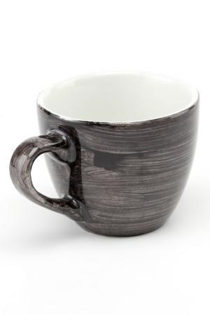 Чашка кофейная, 75 мл CONTINENTAL. Цвет: серый