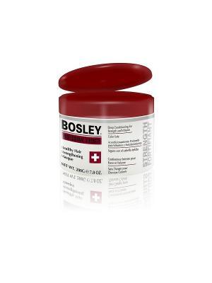 Маска  укрепляющая Bosley. Цвет: белый