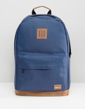 Spiral Темно-синий рюкзак Classic. Цвет: темно-синий