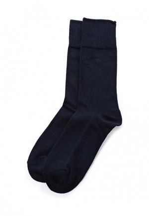 Комплект носков 2 пары Levis® Levi's®. Цвет: синий