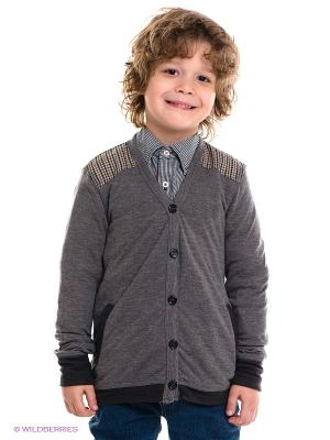 Кардиган Havey Cardigan Fore!! Axel and Hudson. Цвет: серый