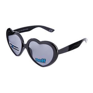 Очки  Luv Black Neff. Цвет: черный