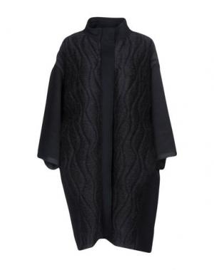 Пальто GENTRYPORTOFINO. Цвет: темно-синий