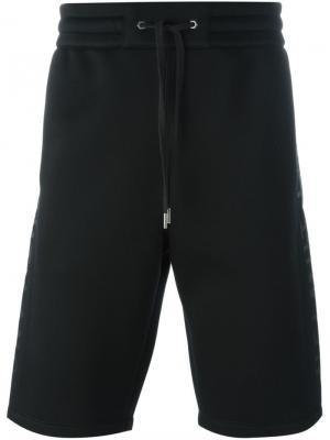 Спортивные шорты Helmut Lang. Цвет: чёрный