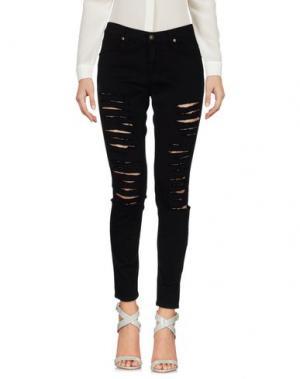 Повседневные брюки GAËLLE. Цвет: черный