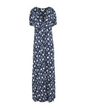 Платье длиной 3/4 WUNDERKIND. Цвет: синий