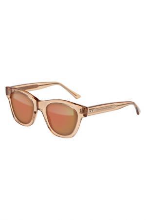 Солнцезащитные очки Christopher Kane. Цвет: 005