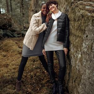 Платье-пуловер короткое однотонное с длинными рукавами La Redoute Collections. Цвет: серый меланж