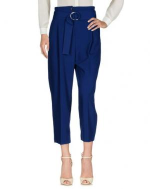 Повседневные брюки KARTIKA. Цвет: синий