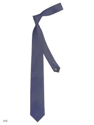 Галстук UNGARO. Цвет: синий