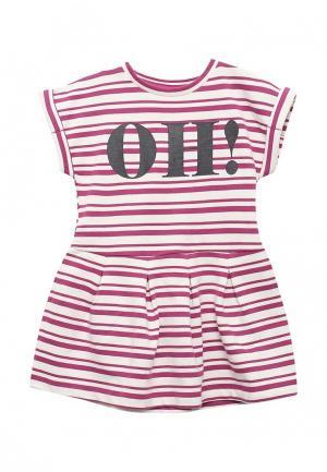 Платье Name It. Цвет: фиолетовый