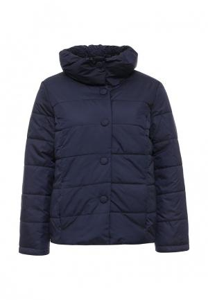 Куртка утепленная Tom Farr. Цвет: синий