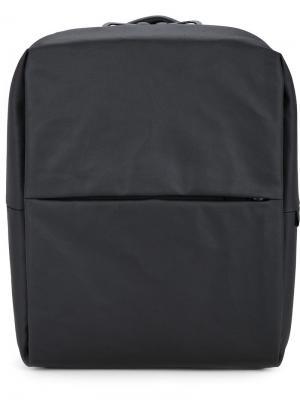 Рюкзак Rhine с покрытием Côte&Ciel. Цвет: чёрный