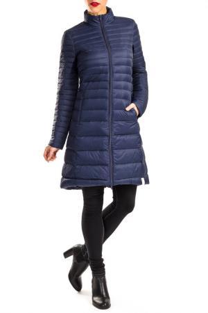 Пальто GERTRUDE + GASTON. Цвет: синий