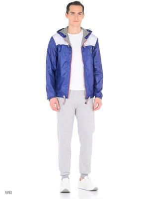 Куртка Stayer. Цвет: синий, красный, белый