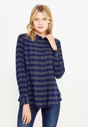 Рубашка Lee. Цвет: синий