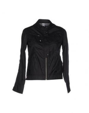 Куртка ZU+ELEMENTS. Цвет: черный