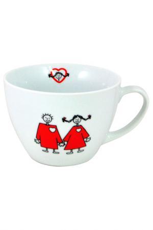 Юмбо-чашка Семья 1 шт. Федерация. Цвет: мультиколор