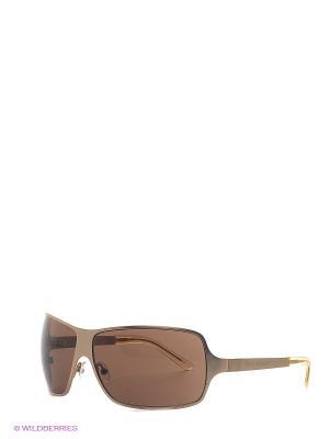 Солнцезащитные очки IS 11-044 02 Enni Marco. Цвет: коричневый, золотистый