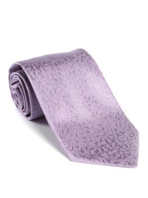 Галстук Franco Frego. Цвет: лиловый