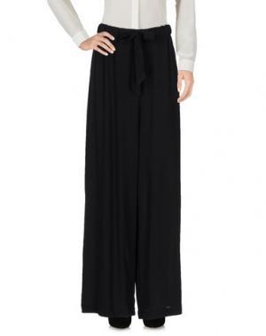 Повседневные брюки MINIMUM. Цвет: черный