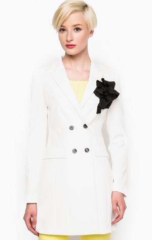 Пиджак POIS. Цвет: черный