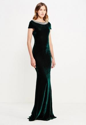 Платье Soky & Soka. Цвет: зеленый