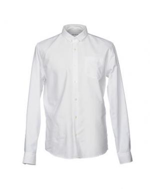 Pубашка ONTOUR. Цвет: белый
